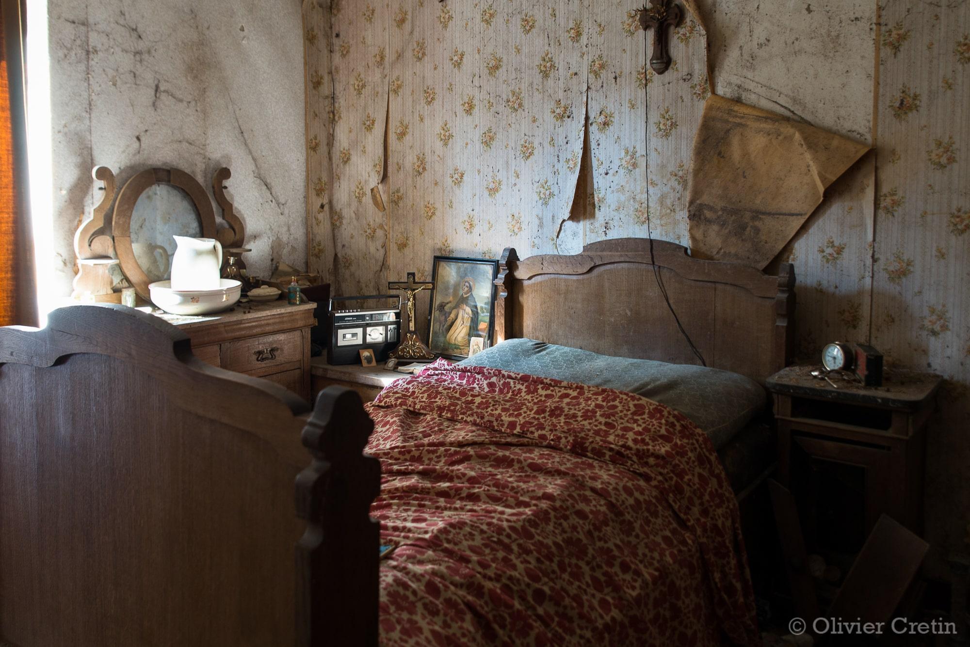Urbex maisons belges olivier cretin for 3 suisses maison