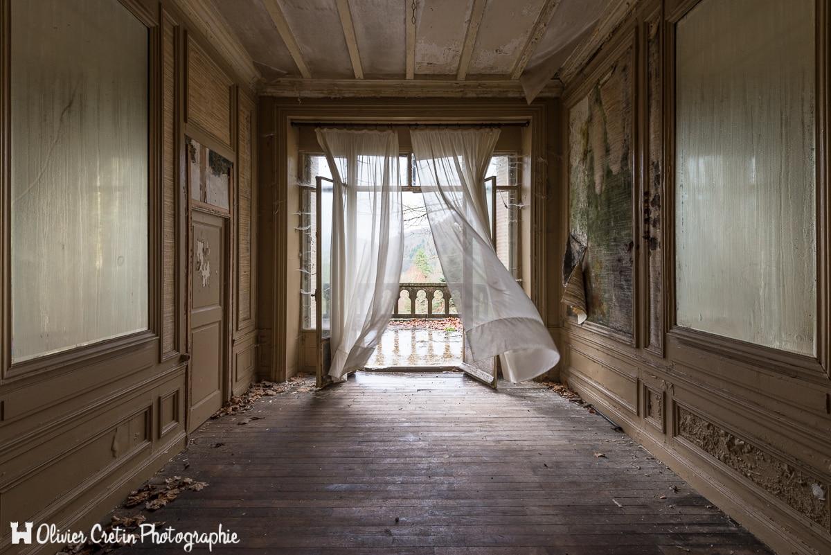 Chateau du chevalier - Mélancolie