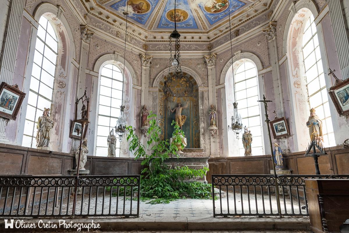 Eglise du syndicaliste - Photo de famille