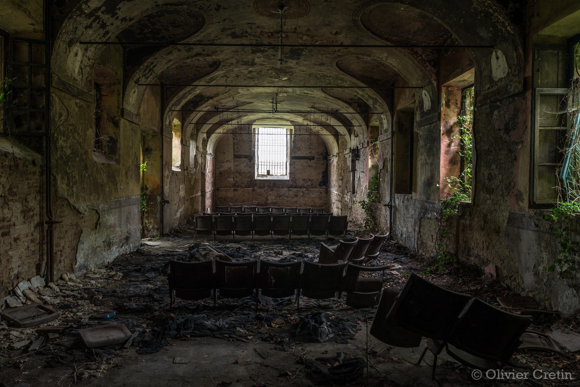 Villa du cinéphile - Le paté