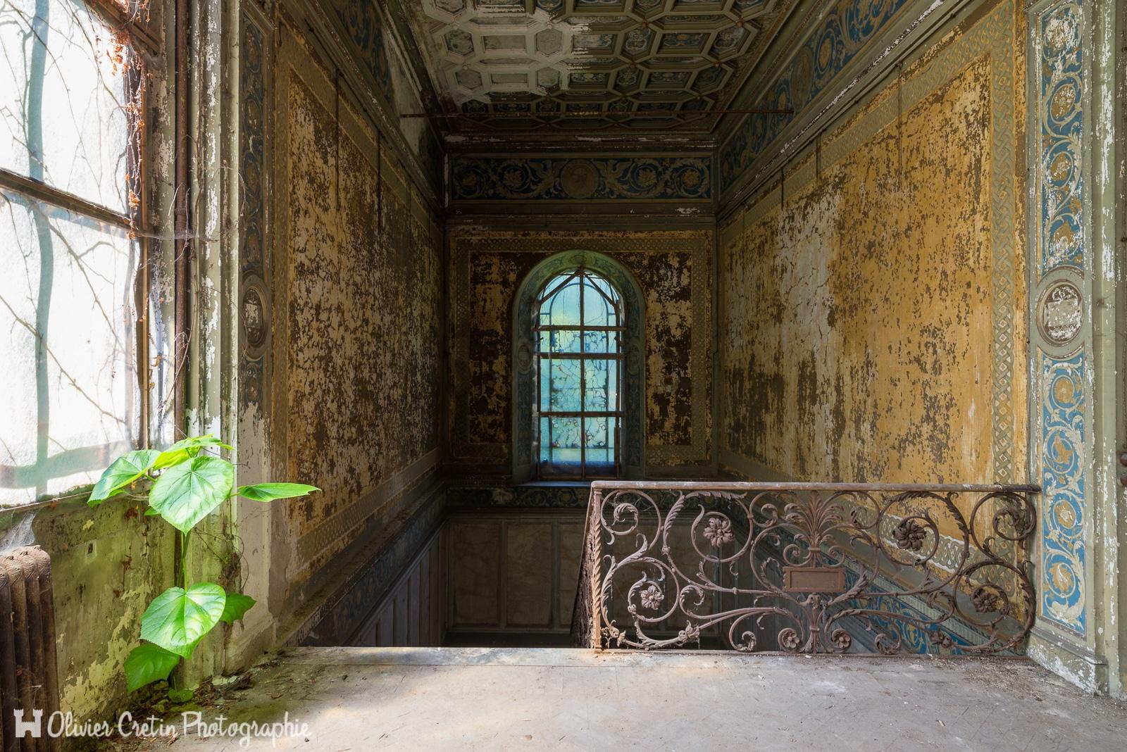 Villa du fêtard - Carte postale