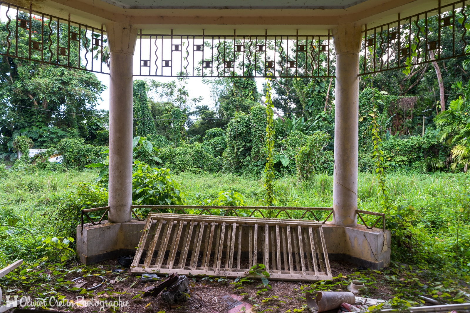 Guadeloupe - Urbex tropical
