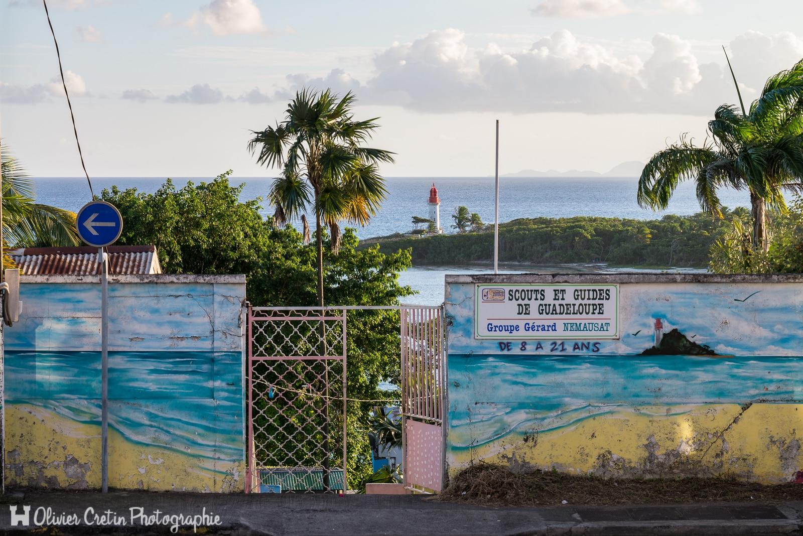 Guadeloupe - Le Gosier - Patchwork représentatif