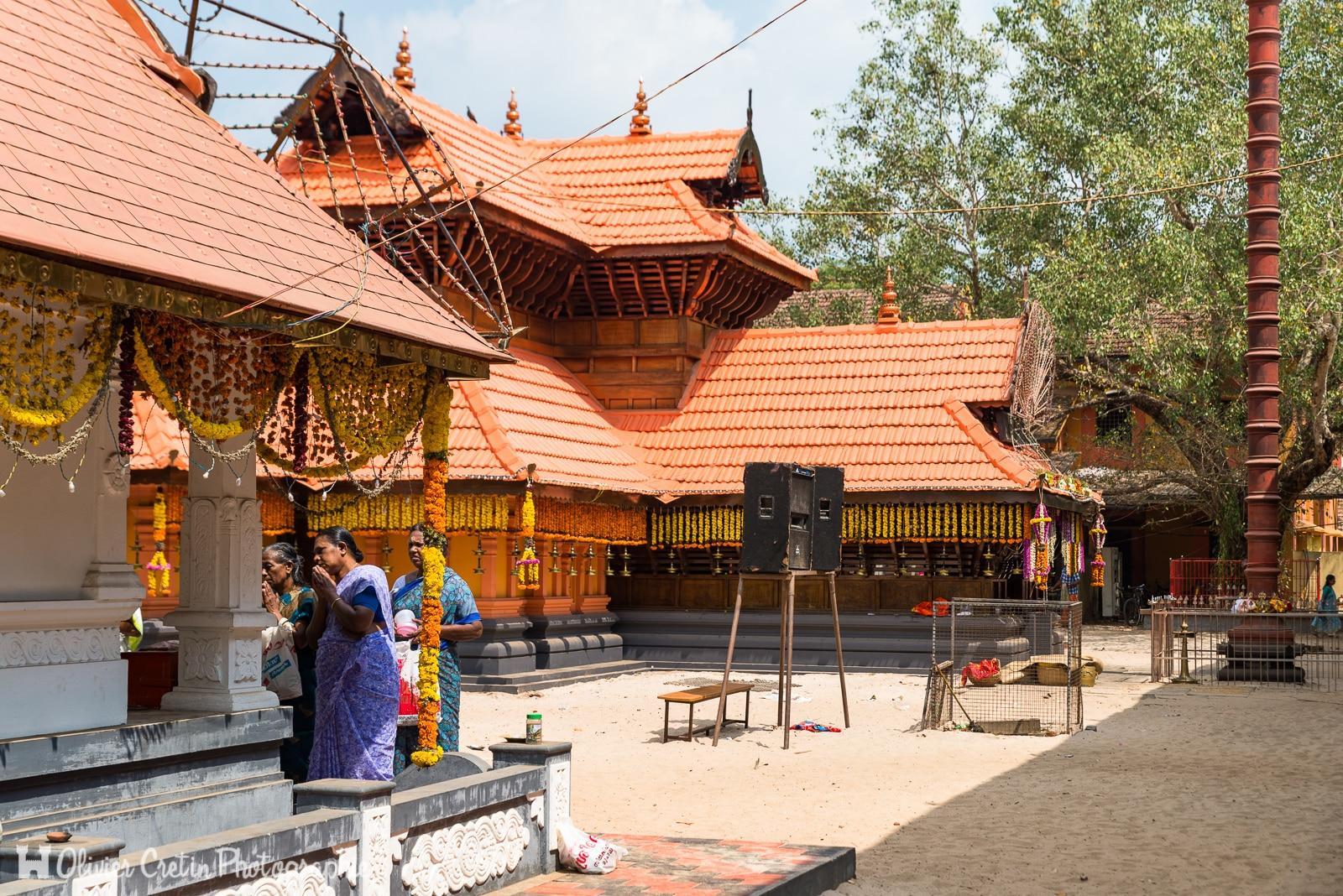 Inde - Alleppey - L\'heure de la prière