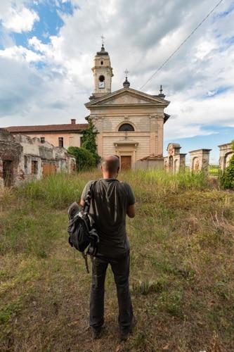 Olivier Cretin, photographe explorateur urbain (urbex)