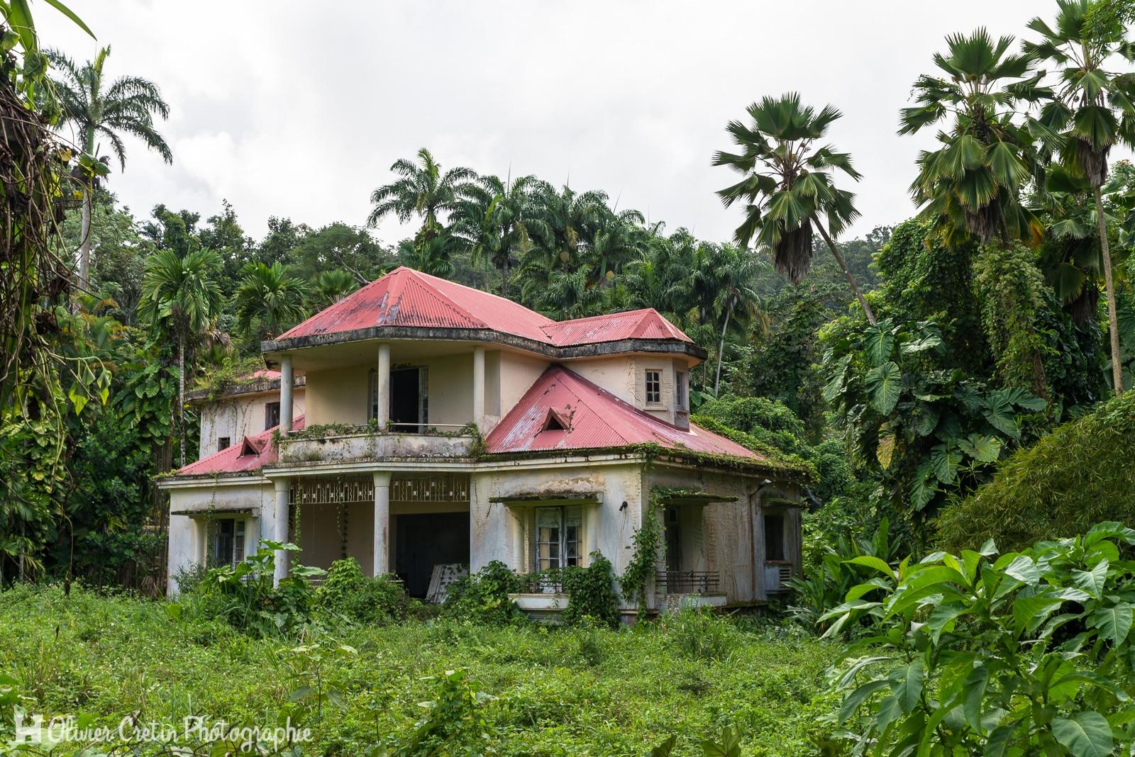 La Maison de la scolopendre