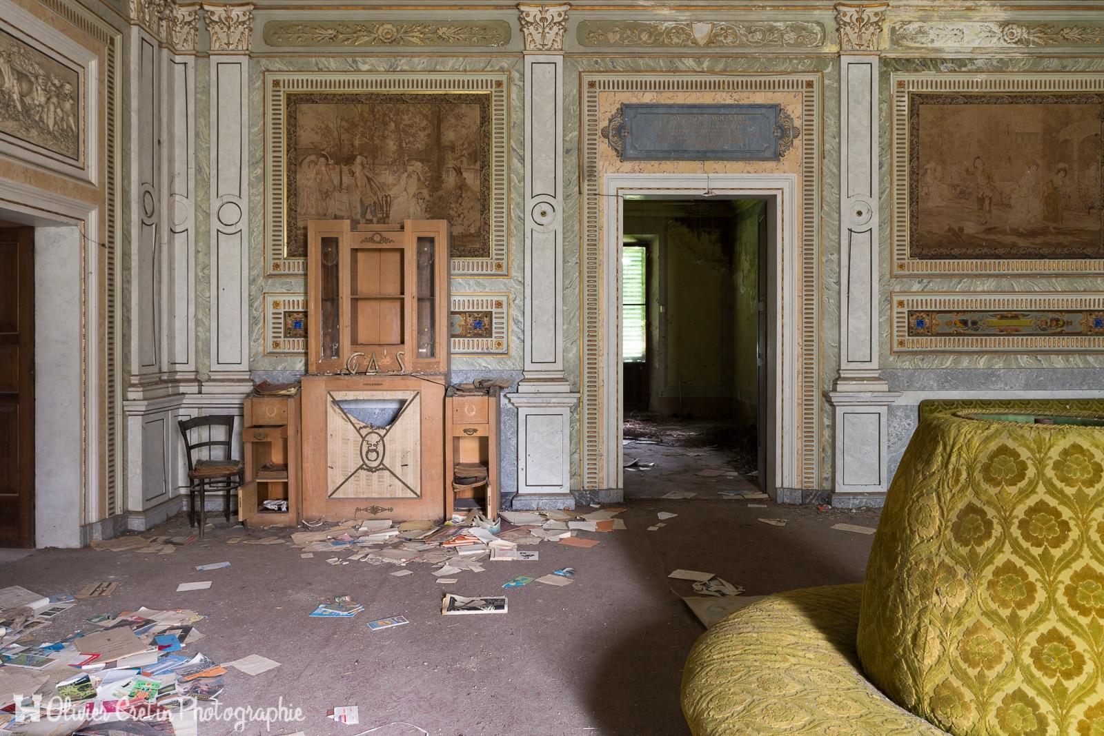 La Villa du paon (villa sua maesta)