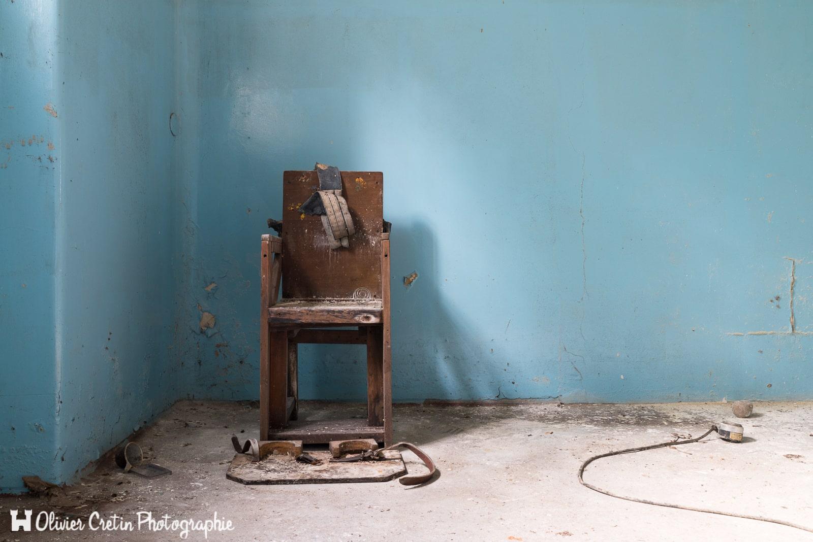 L'Hôpital psychiatrique du croque-mitaine