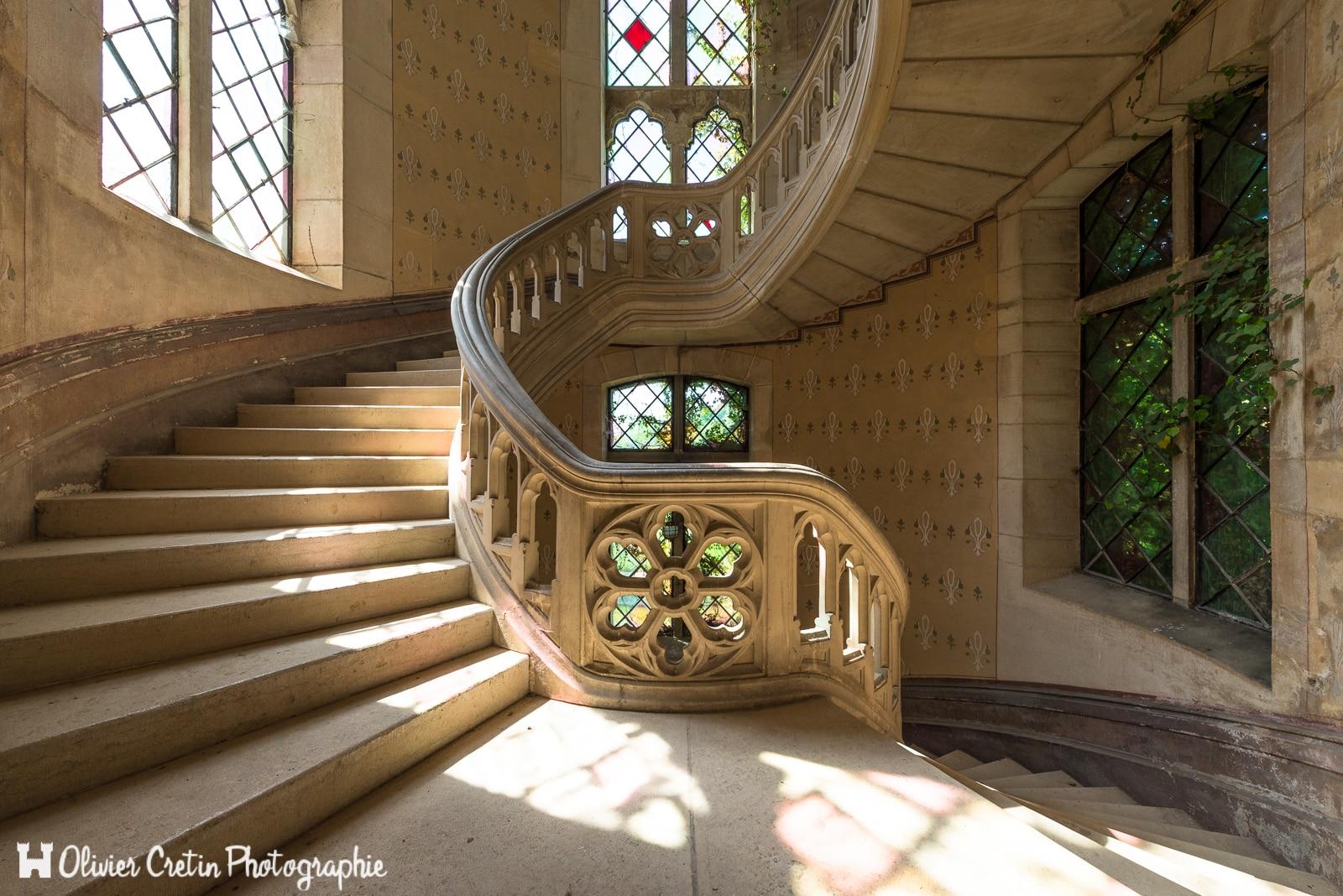 Le Château du crapaud