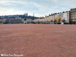 Lyon en cage – Vivre en presqu'île lyonnaise au temps du coronavirus