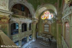 La Chapelle verte