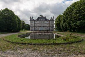 Le Château du professeur