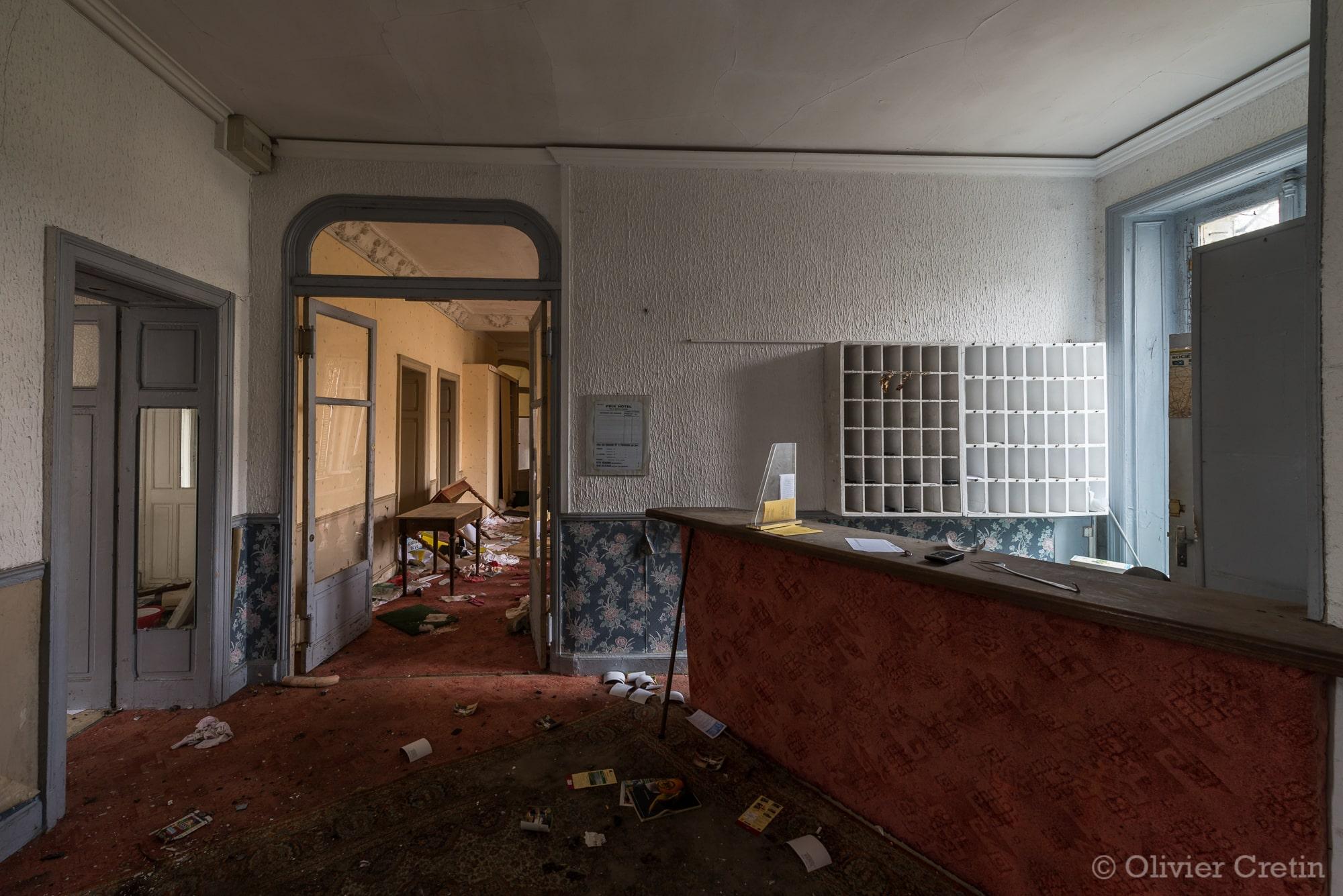 L'Hôtel Brice – La trilogie thermale I