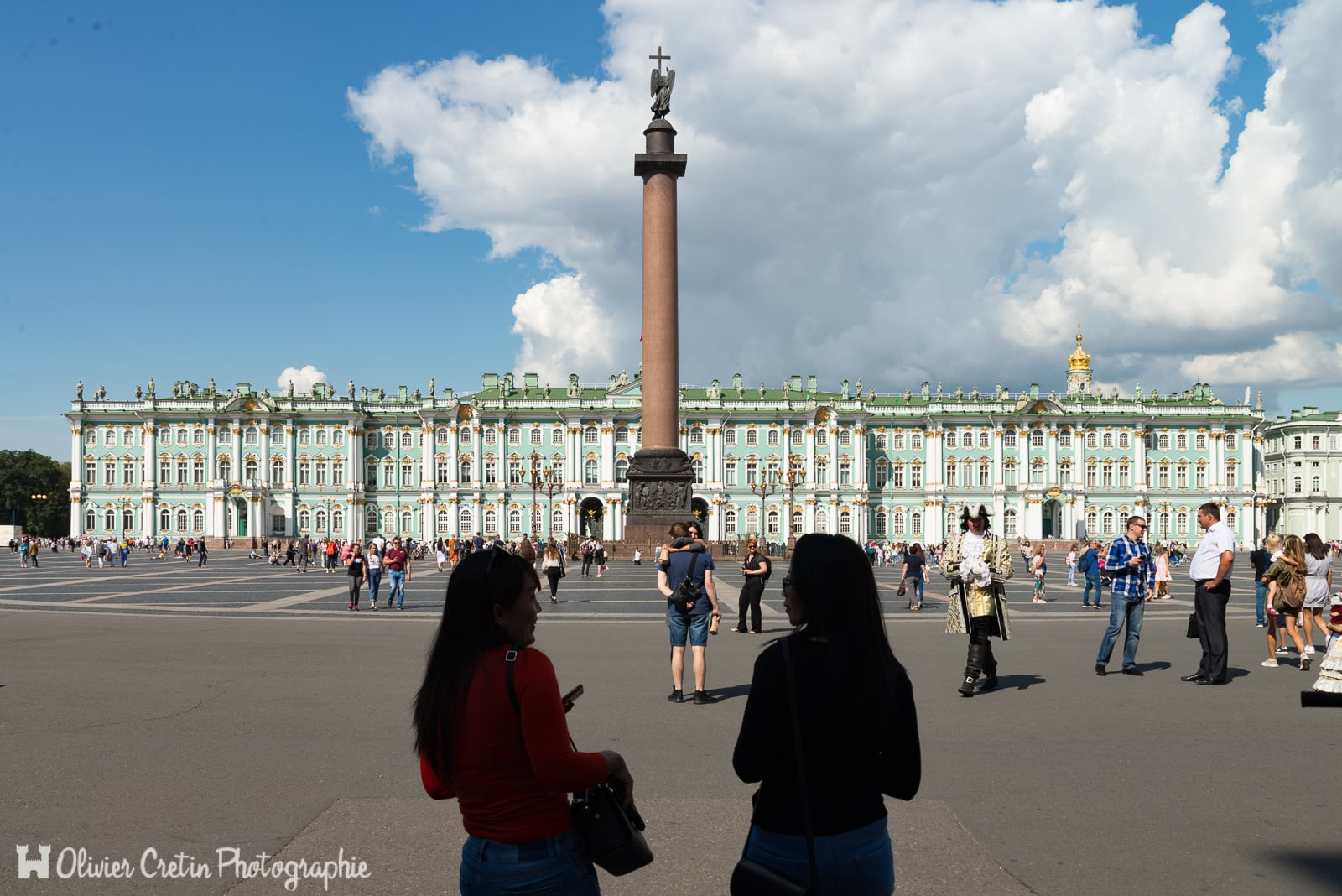 Russie épisode I : Saint-Pétersbourg