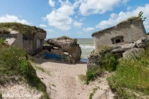 Les forts en vrac de Liepaja – Liepaja northern forts