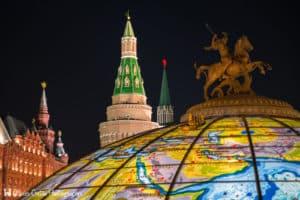 Russie épisode II : Moscou