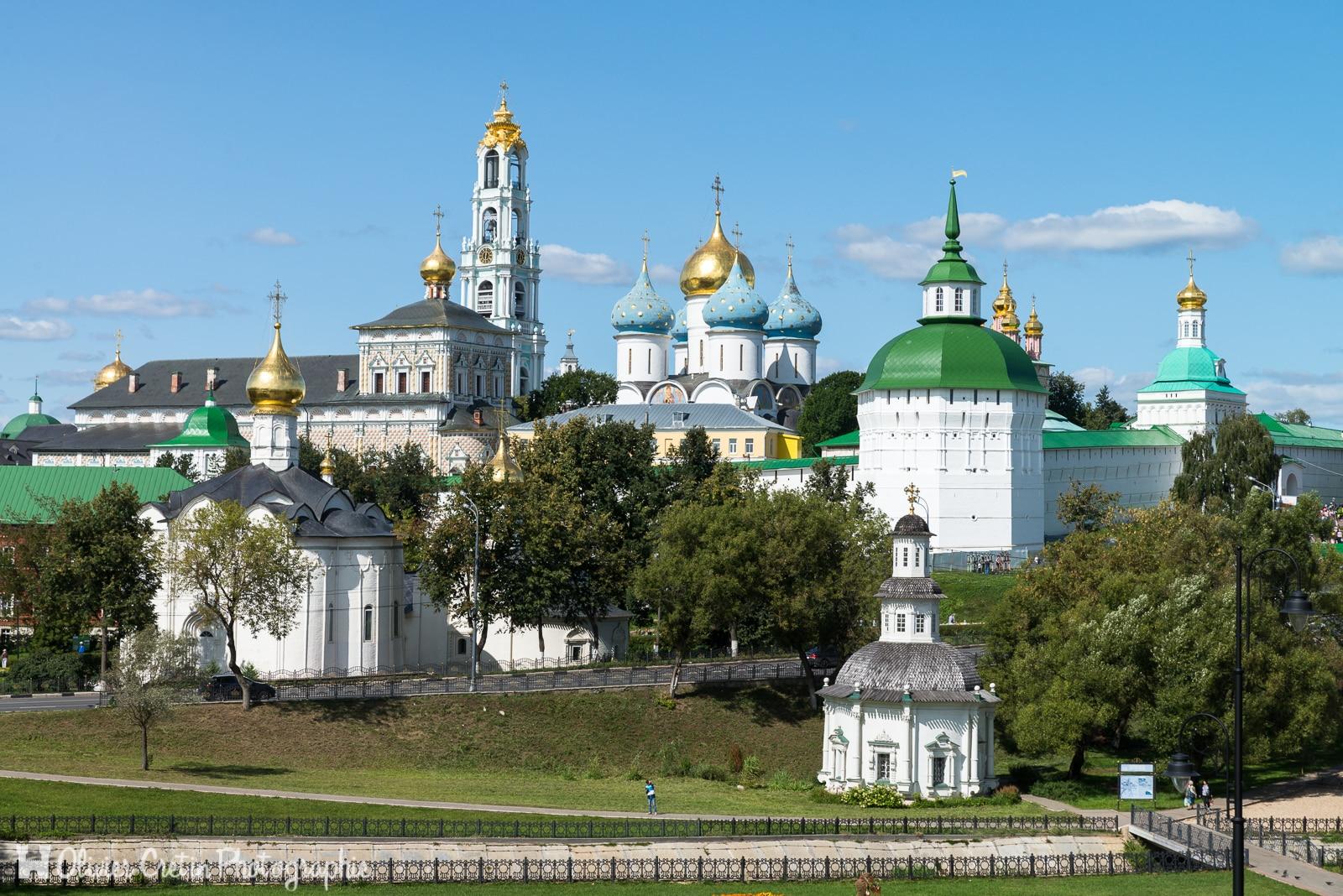 Russie épisode III : Serguiev Possad