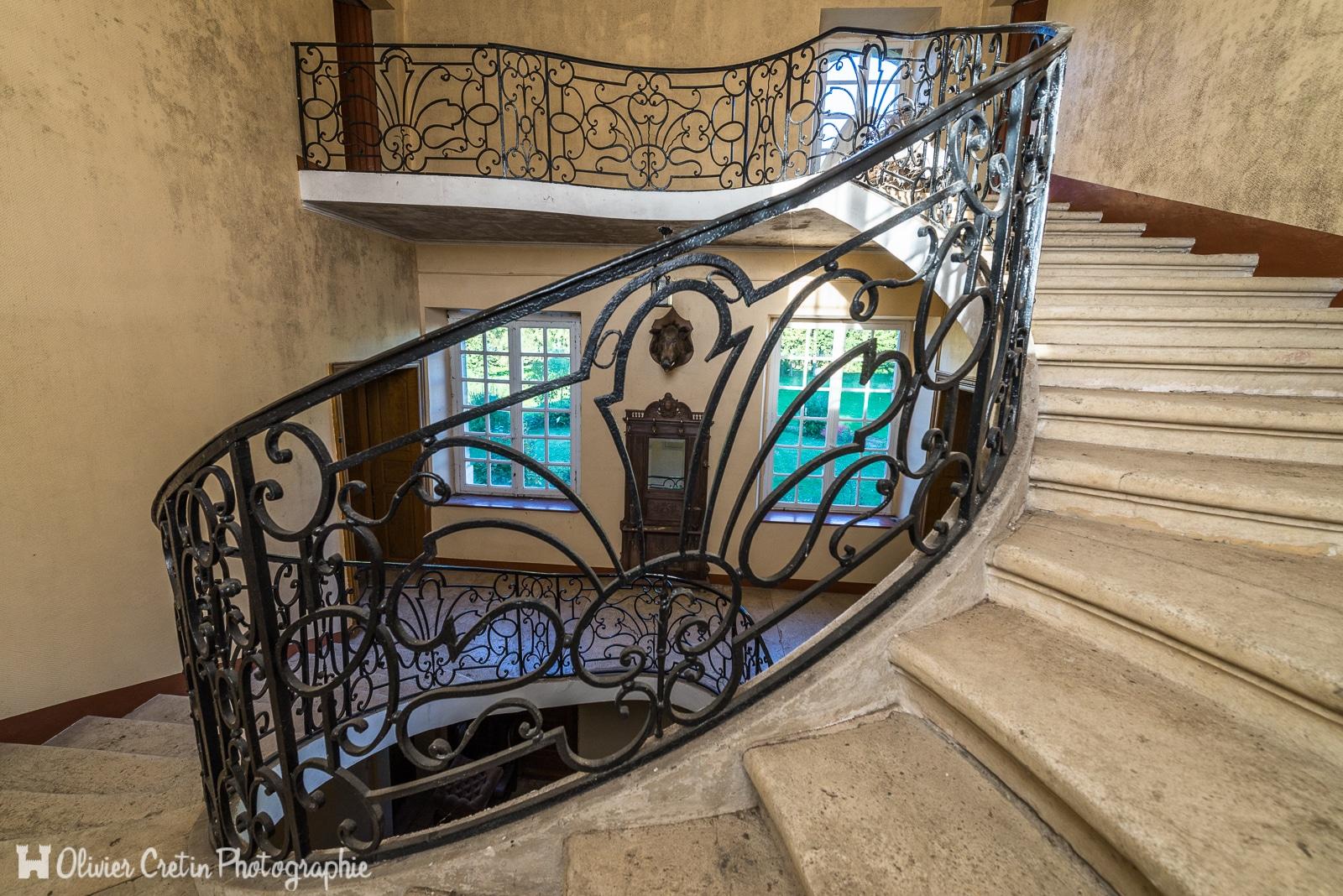 Le Château Volte face