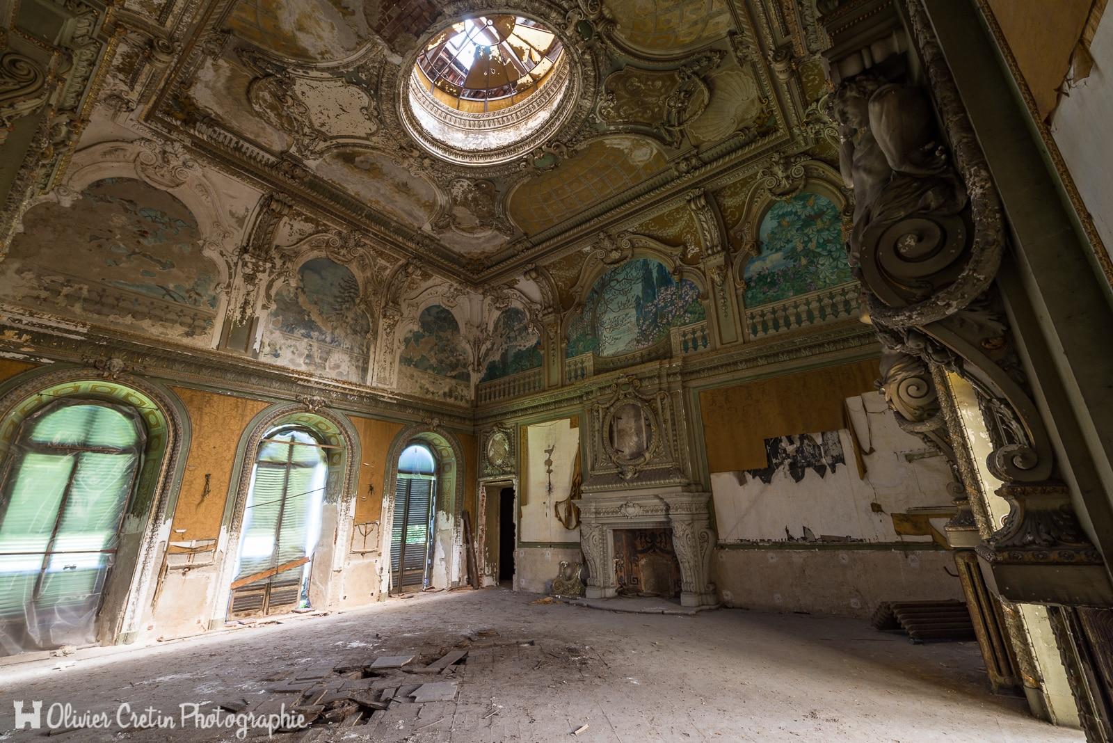 La Villa du fêtard