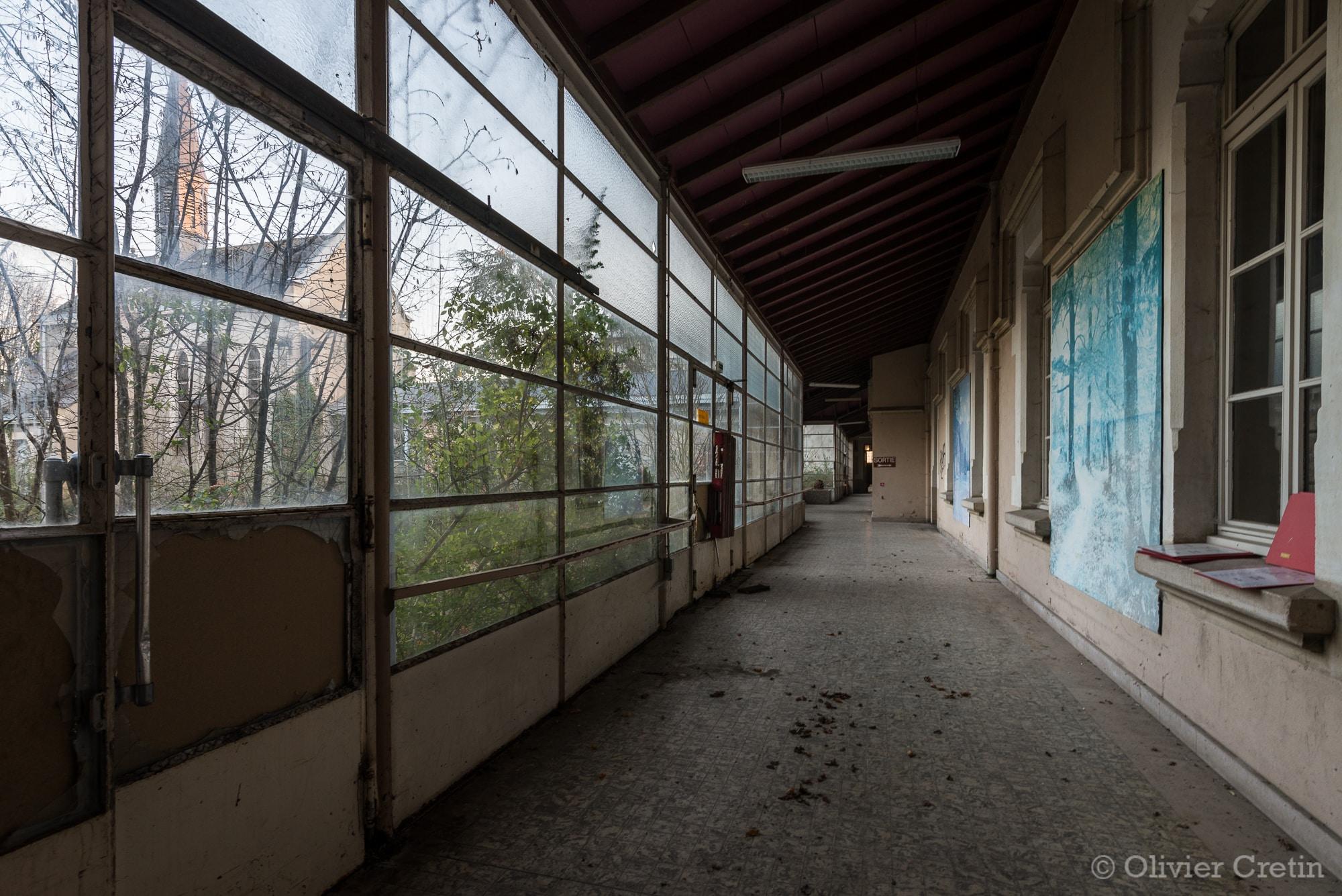 L'Hôpital des Saints
