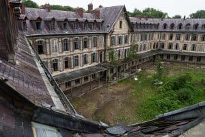 Le Sanatorium délirium